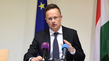 Szijjártó imádta, hogy balhé lett az EU-s külügyminiszterek tárgyalásán