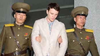 Meghalt Otto Warmbier, az Észak-Koreából 1,5 év fogság után hazaengedett amerikai