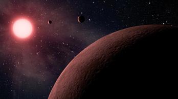 Tíz új Föld-szerű bolygót talált a NASA