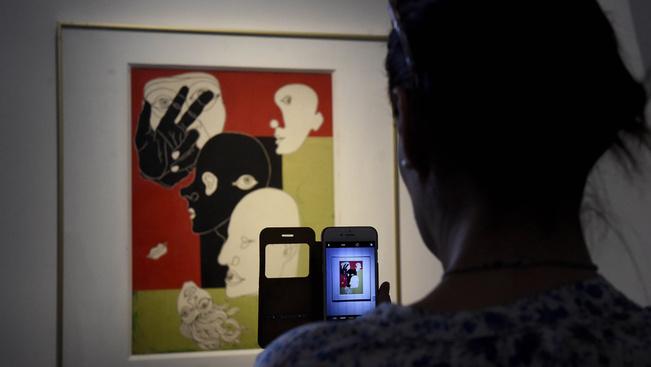 Ismét látogatható a megújult Vasarely Múzeum Óbudán