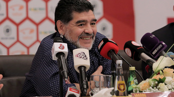 Régen trollkodott már Maradona