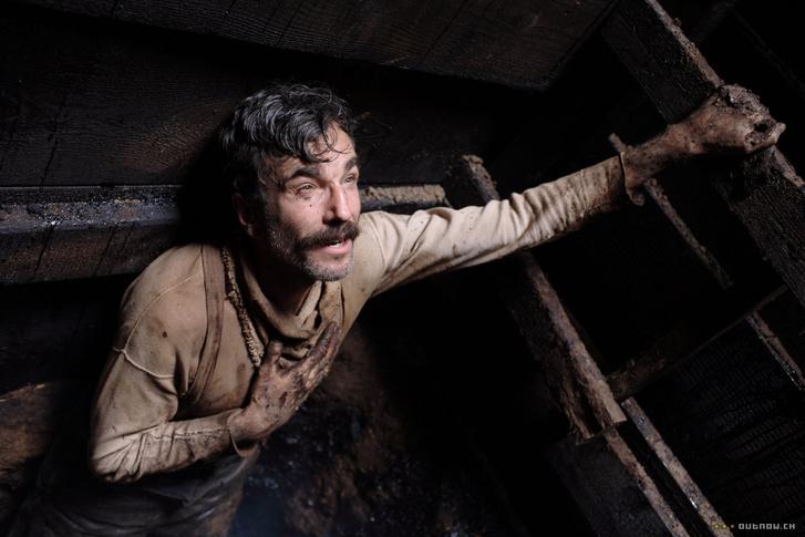 Daniel Day-Lewis a Vérző olaj című filmben
