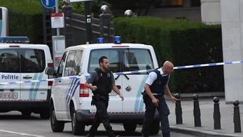 Terrortámadást akadályoztak meg Brüsszelben