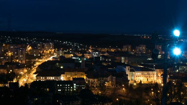 Nézze meg Miskolcot 50 méter magasból a Múzeumok éjszakáján