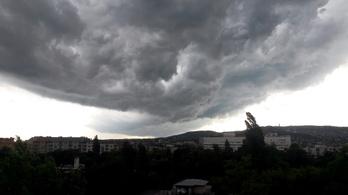Borsodban és Bács-Kiskunban komoly károkat okozott a vihar