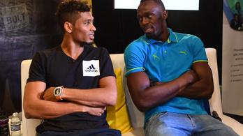Bolt gyorsabb, de Van Niekerk a sprinterek sprintere