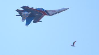 A NATO vadászgépei követték az orosz védelmi miniszter gépét