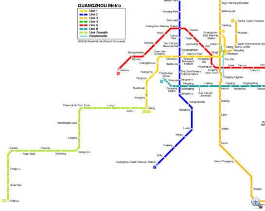 guangzhou-map