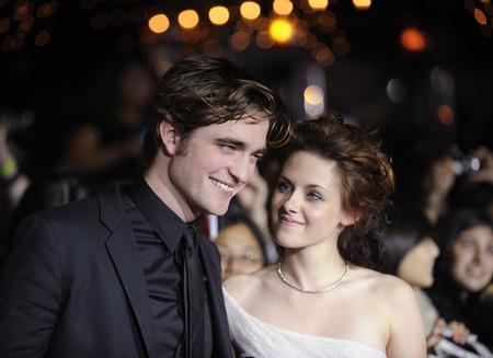 Robert Pattinson és Kristen Stewart
