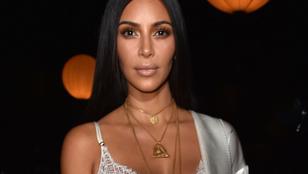Kim Kardashian retusálatlan fenékfotóit mégis megphotoshoppolták!