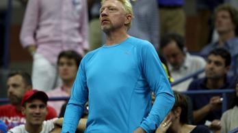 Boris Becker becsődölt