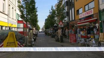 Játék pisztolyok okoztak riadalmat Antwerpenben