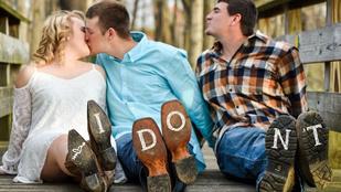 Valaki nehezen bírja, ha a legjobb barátja megnősül