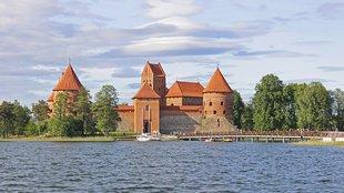 Trakai, Litvánia rejtett gyöngyszeme