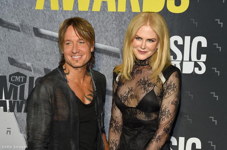 Keith Urban és Nicole Kidman is béranyához fordultak.