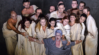 Mátyássy Szabolcs életet csókolt az operába