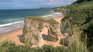 Az Ír-sziget 10 különleges tengerpartja