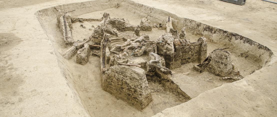 Szenzációs lelet került elő Aquincumban
