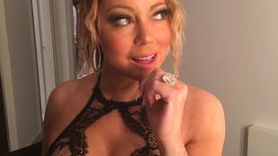 Mariah Carey Instagramja megállíthatatlanul mellközpontúvá vált?