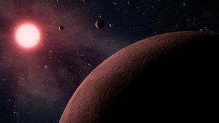 Egy utolsó nagy adag exobolygó búcsúajándéknak