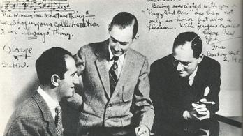 Gershwin megírta a Nagy Amerikai Operát