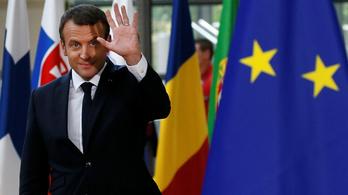 Macron: Európa nem szupermarket