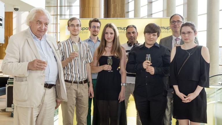 Fiatal kritikusokat díjazott a Müpa