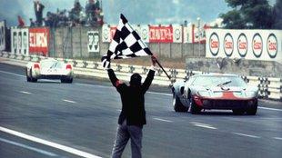 A sportautó-versenyzés aranykora.: Ford vs. Porsche