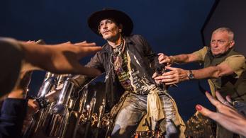 Trump meggyilkolásával viccelődött Johnny Depp