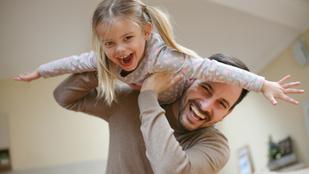 Tényleg más a lányos apák agya!