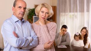 Ezért fáj annyira a szülő-nagyszülő konfliktus!