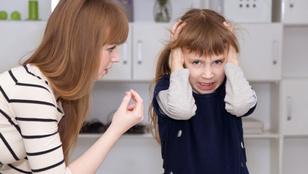 Vedd észre, mikor a gondjaid a gyereken csattannak!