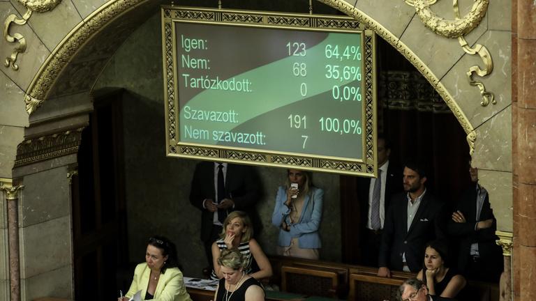 Elképesztő húzással, erőből átnyomta a Fidesz a plakáttörvényt