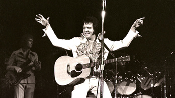 Budapestre jön az Elvis Presley szimfonikus koncertshow jövő nyáron