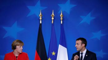 Új Kohl–Mitterand éráról beszél a francia elnök