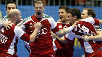Férfi kézi-Eb: az olimpiai bajnok dánokkal egy csoportban a magyarok