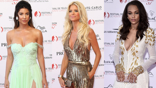 A hét leglátványosabb ruhái Monte-Carlóból