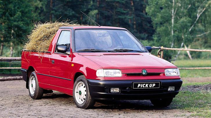 A Felicia elejét kapta meg a második generációs Skoda Pickup. Ezekből áll a mai használtpiaci kínálat