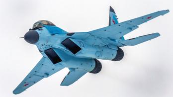 Két éven belül harcra kész a MiG-35