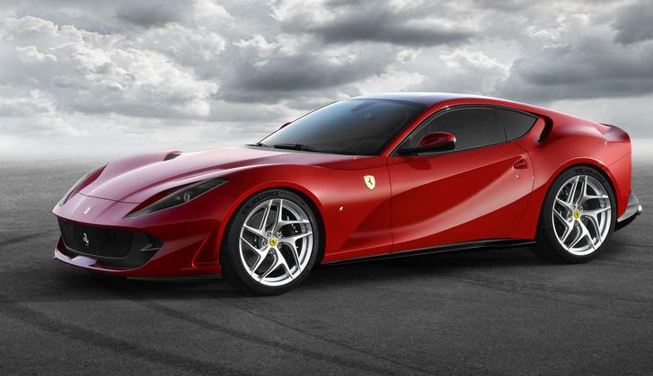 812 Superfast Ferrari