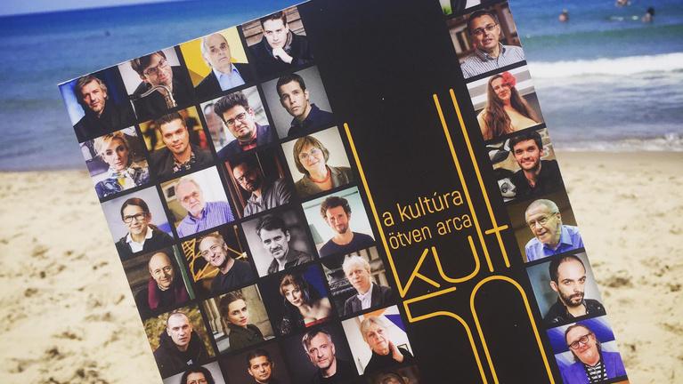 50 arc egy képen – Ön hol olvassa a KULT50-et?