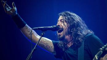 Elmentem Foo Fighters-koncertre, és ott voltam