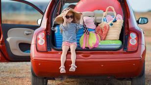 17 tipp, hogy könnyű és vidám legyen a nyaralás gyerekekkel
