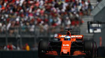Még hogy a McLaren-Hondáé a legdefektesebb motor!