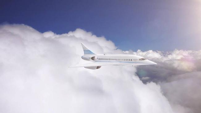 Hamarabb repülhet szuperszonikus repülőgépen, mint gondolná