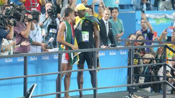 A riói világrekorder Bolt csúcsára hajt, de nem azokra, még