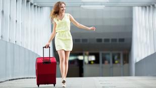 Így ne bukj fel a gurulós bőröndöddel