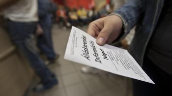 Már csak 200 ezer munkanélküli van