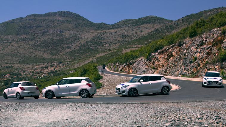 Az albán közlekedés nem leányálom