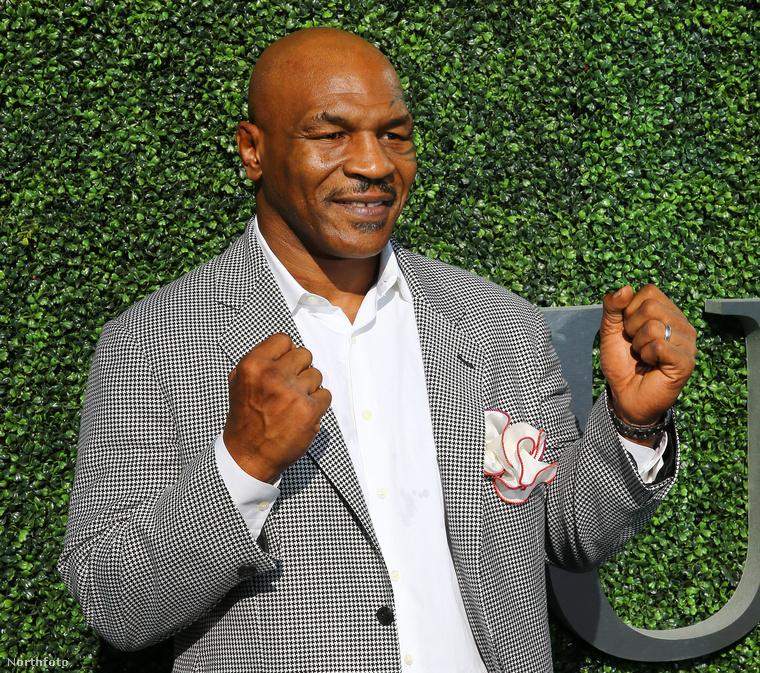 Furcsa eseménysorozat volt az életemben, amikor apám Mike Tyson barátja lett